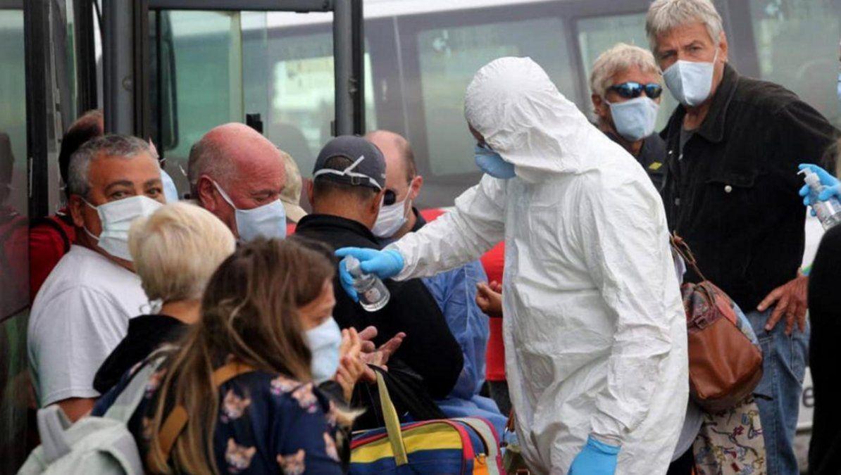 Coronavirus en Argentina: 62 muertes y casi 3 mil positivos