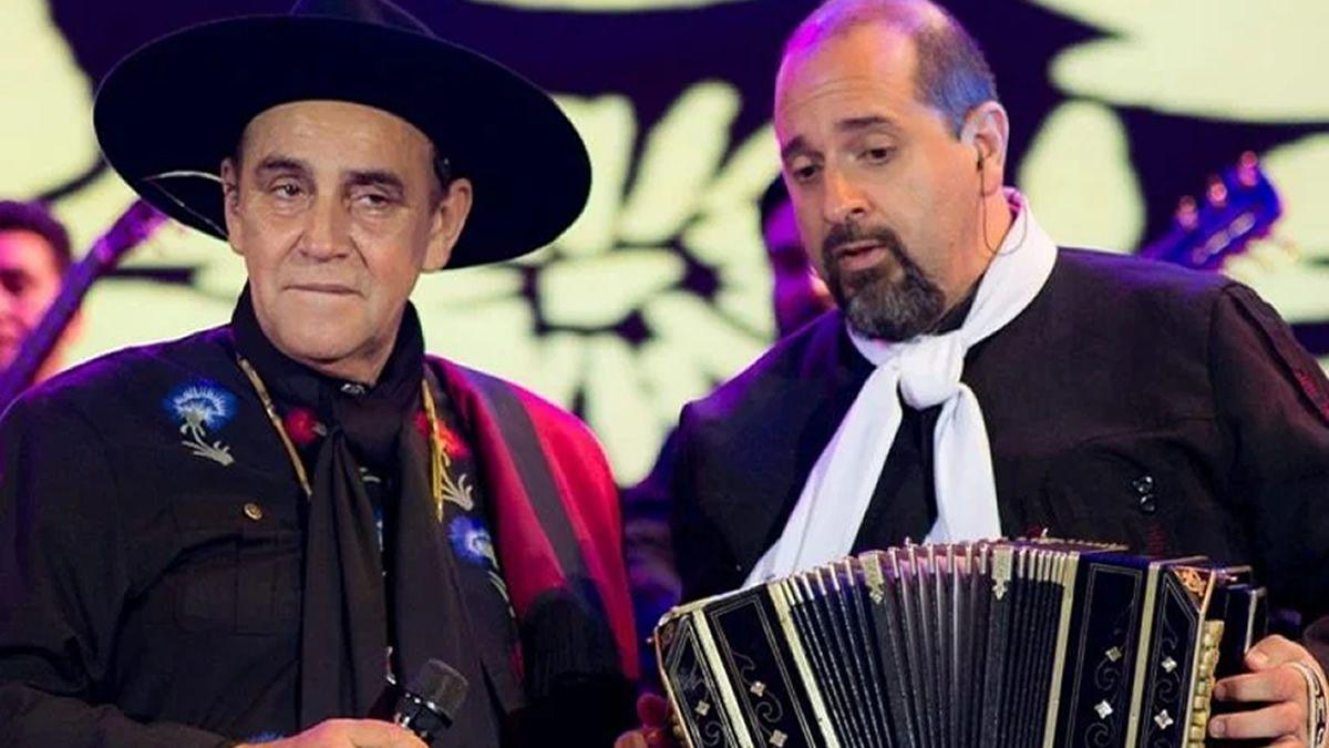 El Chaqueño Palavecino le respondió al bandoneonista tucumano