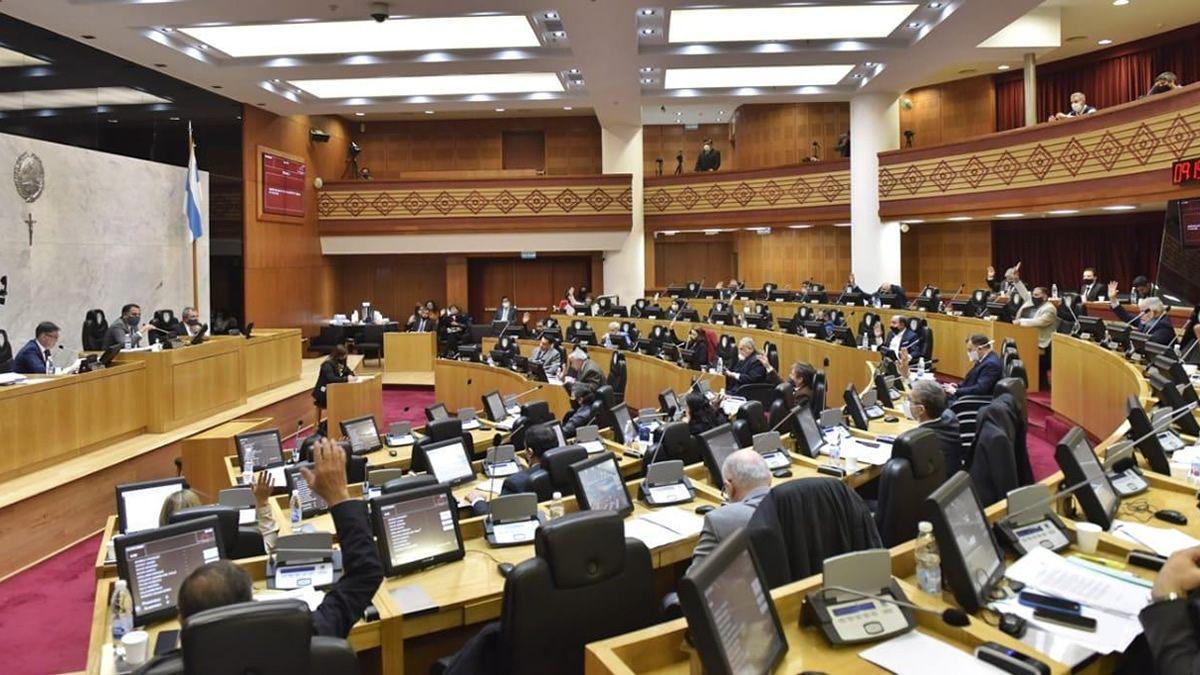 La Legislatura rechazó la medida de AFA que perjudica a San Martín