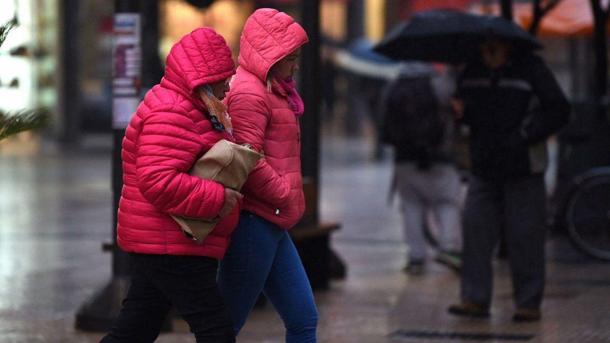 ¡Qué frío! Tucumán promedió temperaturas sobre los cero grados