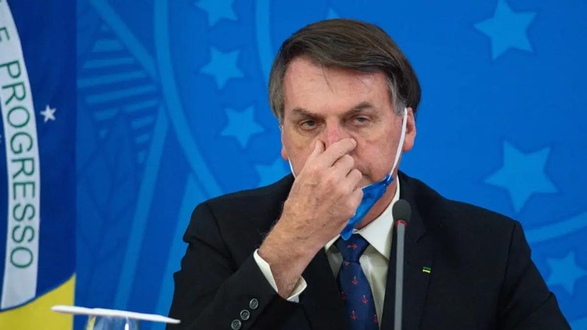 Bolsonaro con Covid-19: cómo fueron las horas previas al anuncio