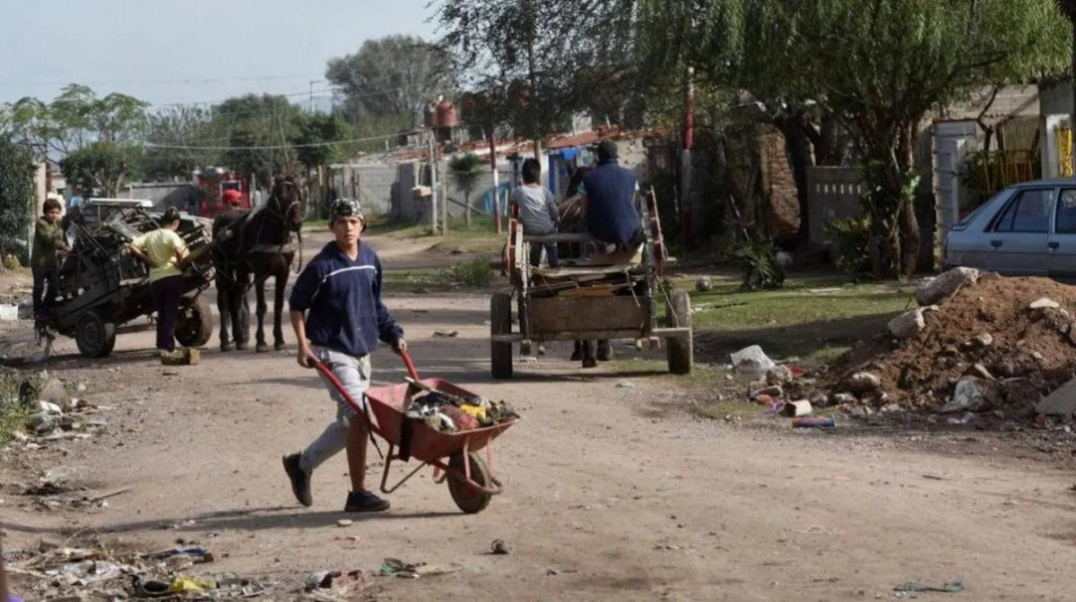 Pobreza: la pandemia evidenció el déficit estructural argentino