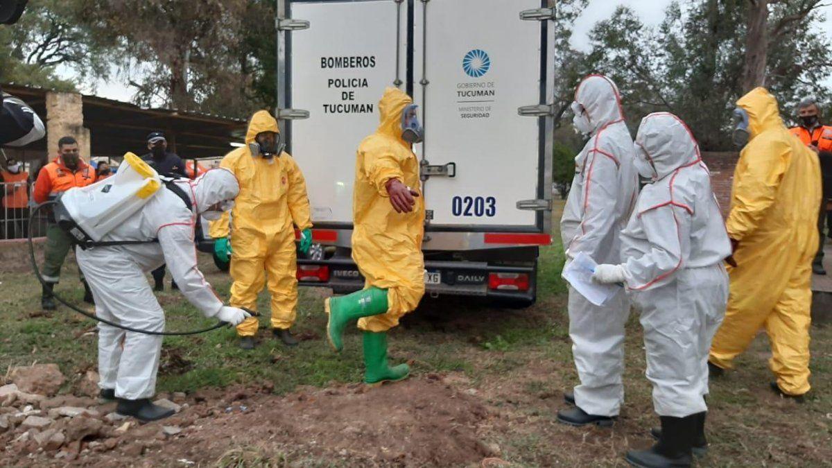 Coronavirus: récord en Argentina por más de 3.600 casos