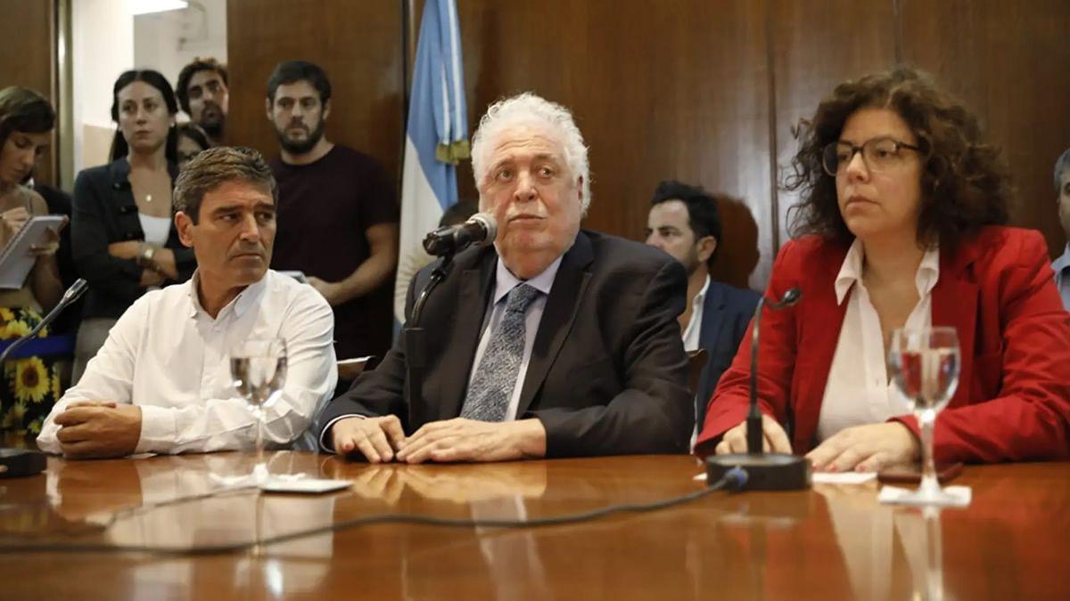 Ginés González García aclaró los dichos de Carla Vizzotti
