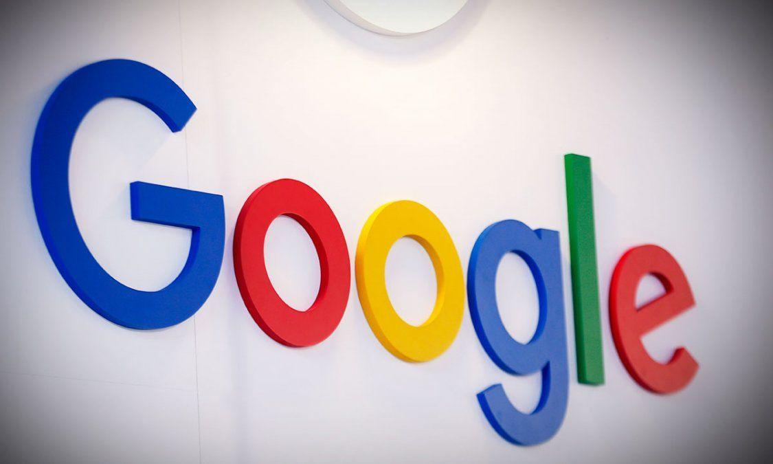 Homenaje de Google por el día de la Independencia