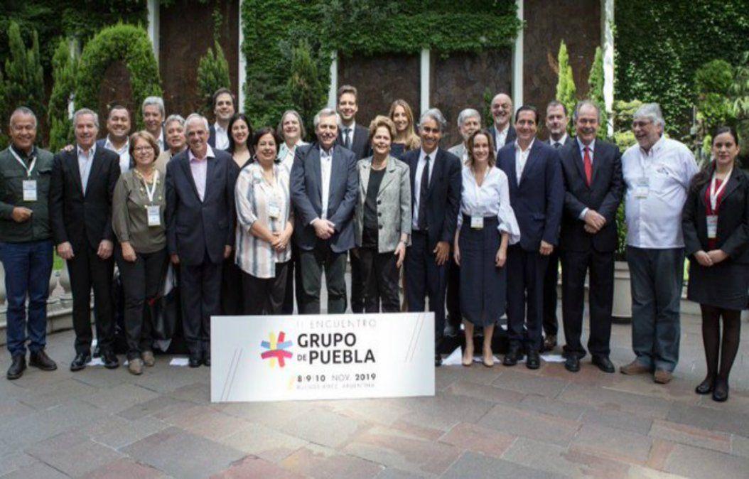 El Grupo de Puebla podría generar tensión con países vecinos