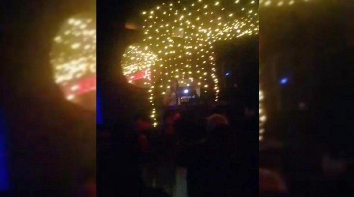 En pandemia, un bar se convirtió ilegalmente en boliche