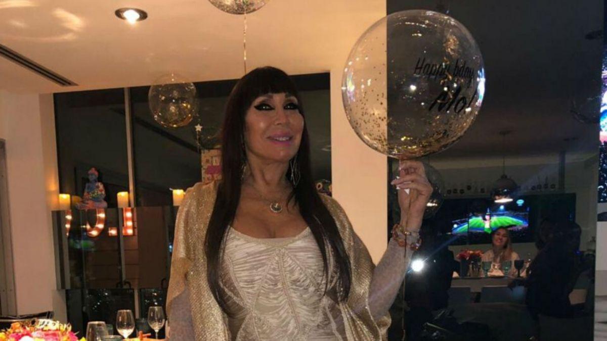 Moria Casán será la jurado estrella de Cantando por un Sueño