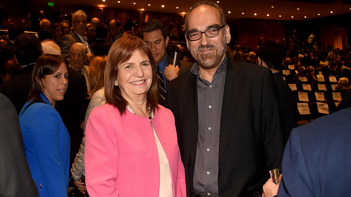 Patricia Bullrich y Fernando Iglesias fueron denunciados por el abogado José Luis Ferrari.
