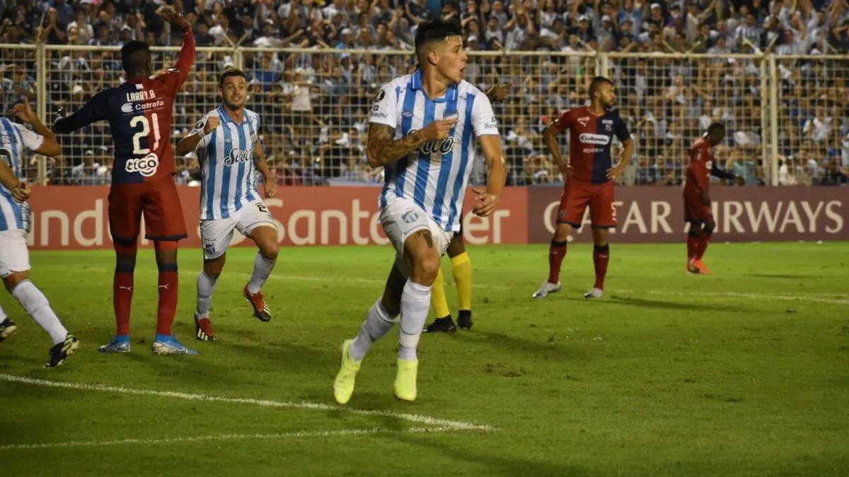 ¿Cuándo será el sorteo y cuando jugaría Atlético Tucumán?