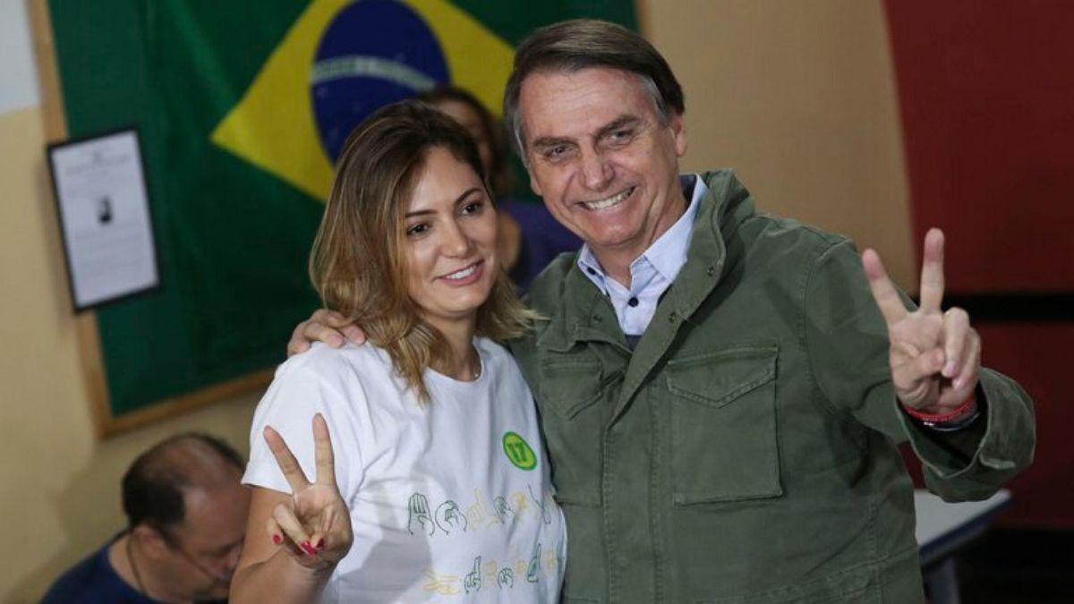 La familia de Bolsonaro dio negativo al test de coronavirus