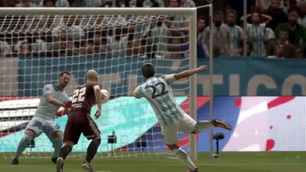 AFA Virtual Liga: Atlético Tucumán sumó un empate