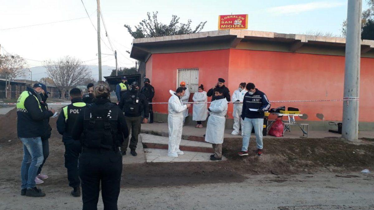 Crimen en zona sur: mataron a un joven de un escopetazo