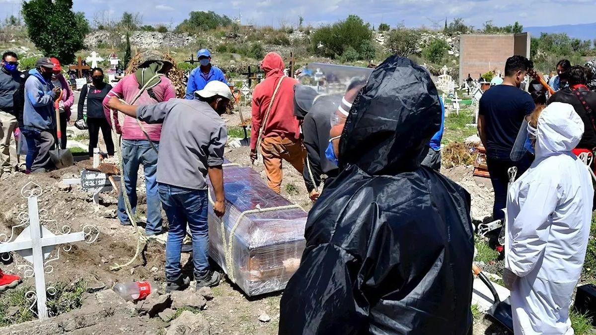 México: el cuarto país con más muertes por coronavirus