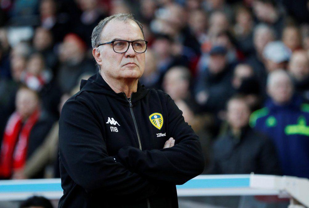 Marcelo Bielsa quiere llevar al Leeds a lo más alto del fútbol de Inglaterra.