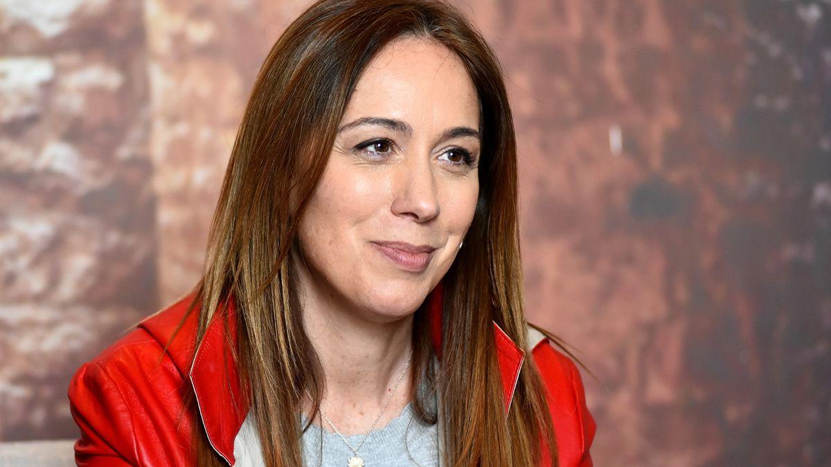 María Eugenia Vidal venció al coronavirus y recibió el alta