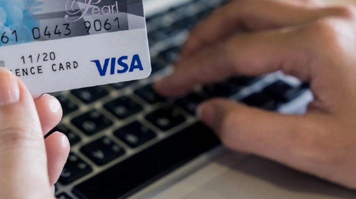 Tarjetas de Créditos: El consumo creció un 43% en junio