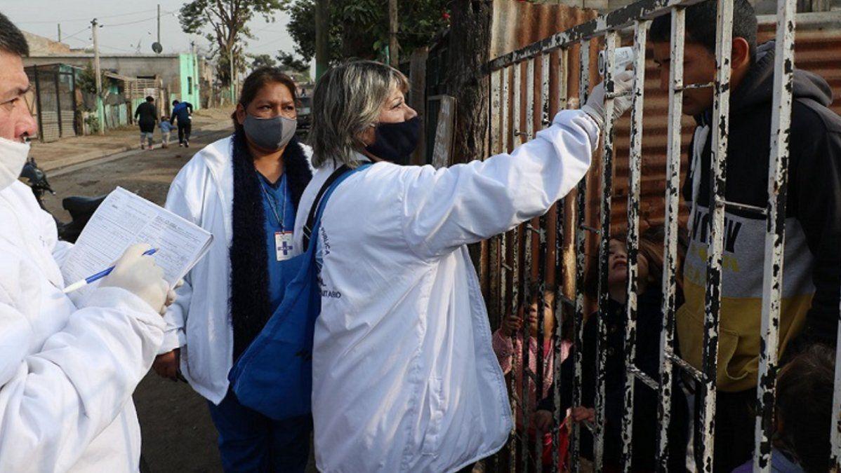 Salud inició la segunda etapa de la búsqueda de febriles