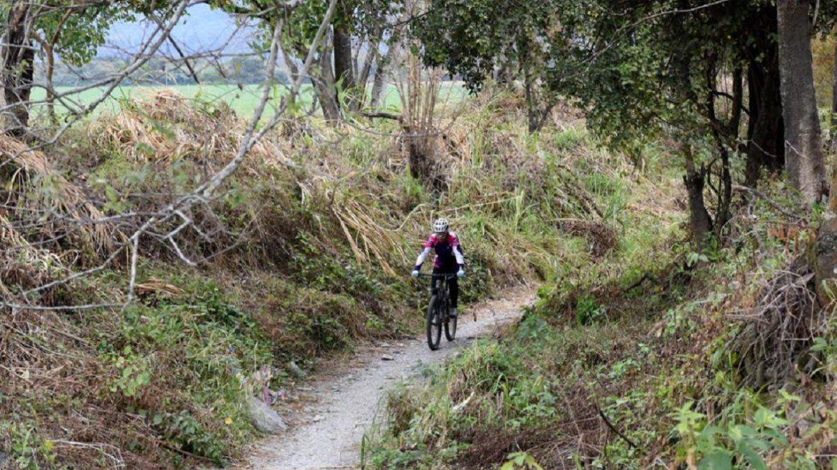 Yerba Buena: habilitaron el Circuito Seguro para bikers