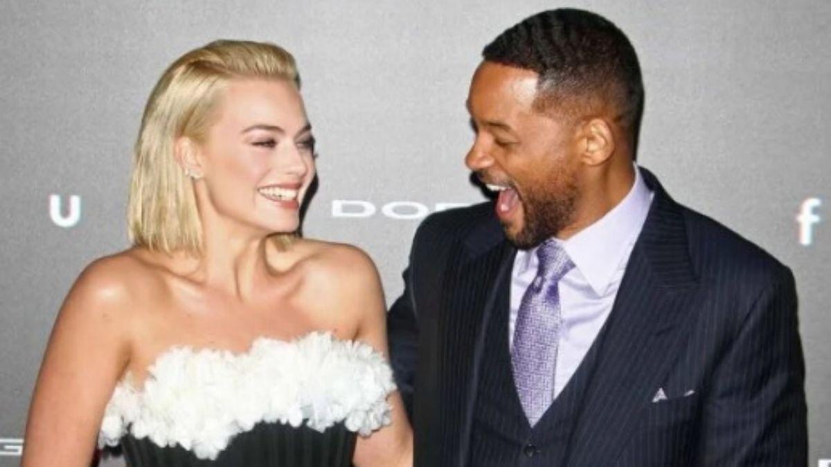 ¿Will Smith tuvo un affaire con Margot Robbie?