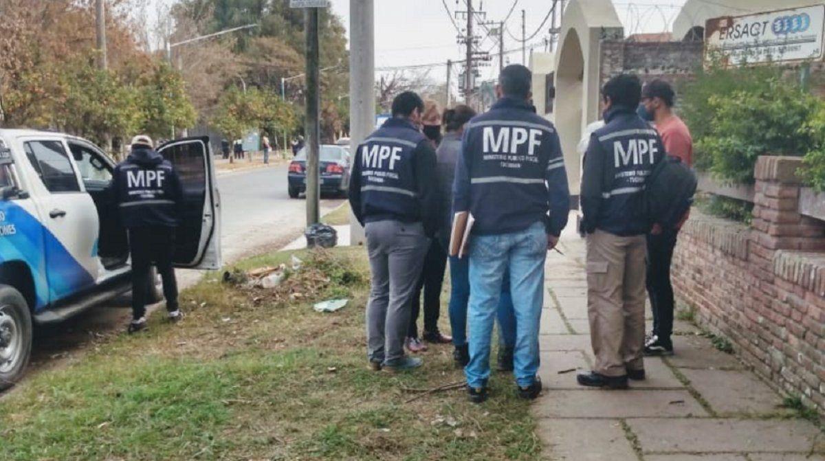 Crimen de Oscar Juárez: huellas, claves en la investigación