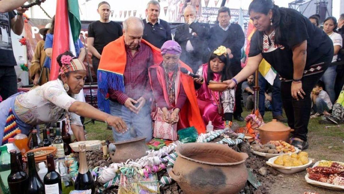 Este año la Fiesta de la Pachamama será sin público
