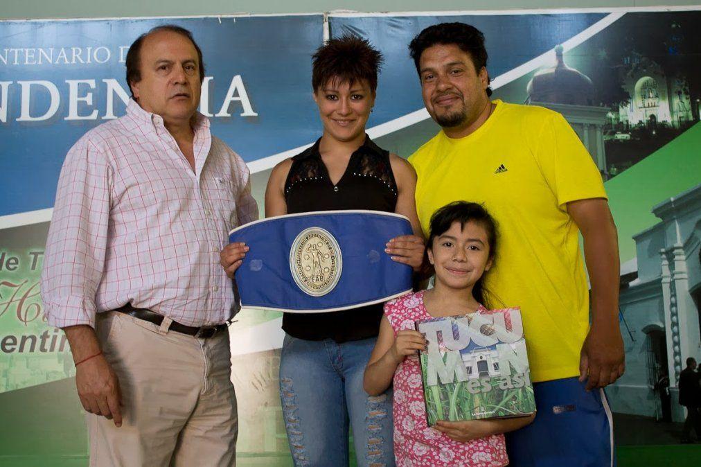 René Alarcón espera realizar un festival boxístico en Tucumán la segunda quincena de agosto.