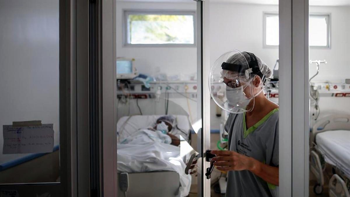 Coronavirus en Argentina: 5.929 nuevos casos y 102 muertes