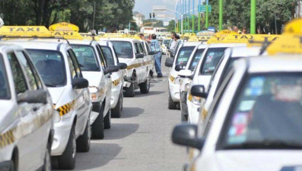 Inspección técnica anual de los taxis del Sutrappa