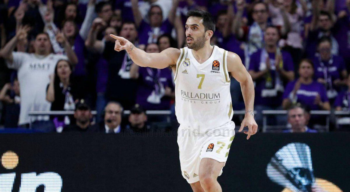El mensaje de una estrella de la NBA para Facundo Campazzo
