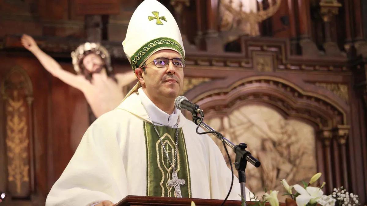 El Obispo de Mar del Plata dio positivo de coronavirus