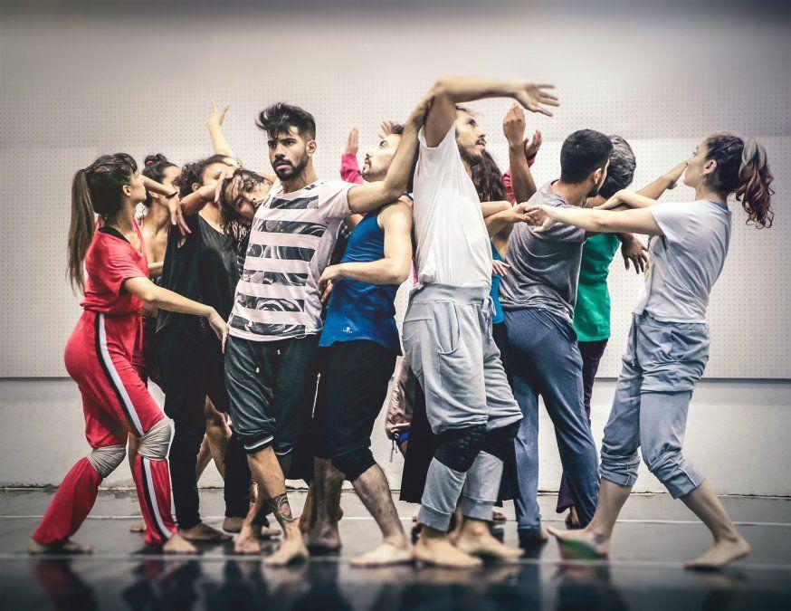 Taller Virtual de Danza para adultos mayores