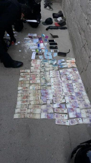 Piden prisión preventiva para cinco jóvenes que asaltaron un colectivo