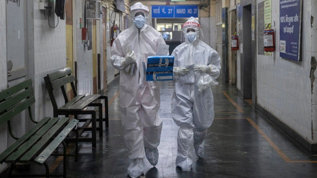 OMS: Estamos en una etapa de intensa aceleración de la pandemia
