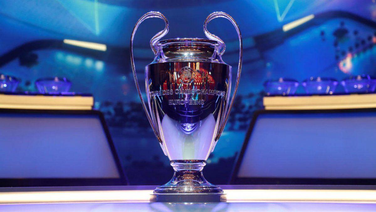 Champions League: el miércoles empieza el Súper 8