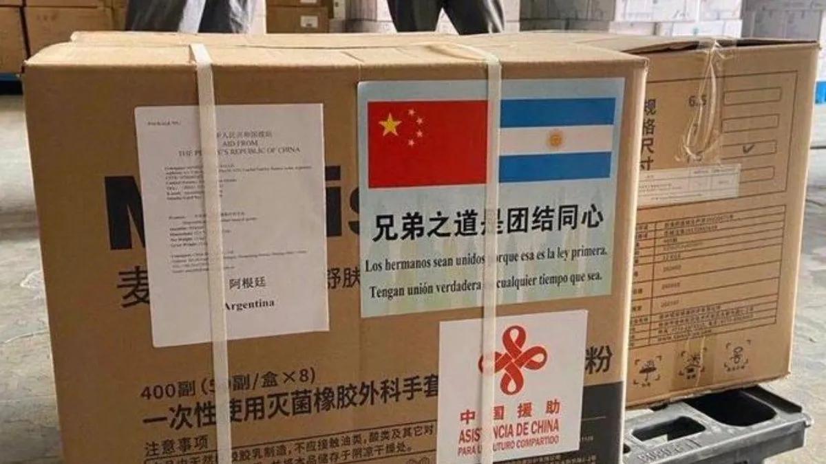 China: el principal socio comercial de Argentina