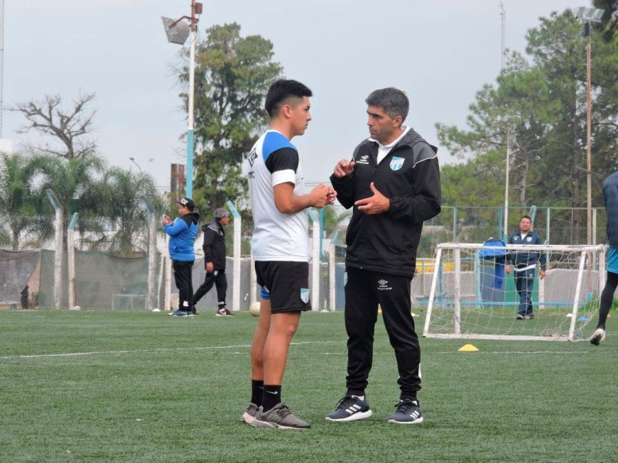 Martín Anastacio es el mejor técnico tucumano y último campeón de la Liga Tucumana.