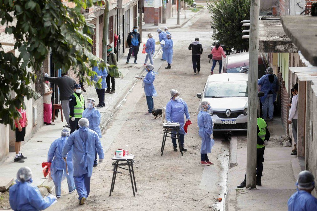 Coronavirus en Jujuy: La situación es preocupante