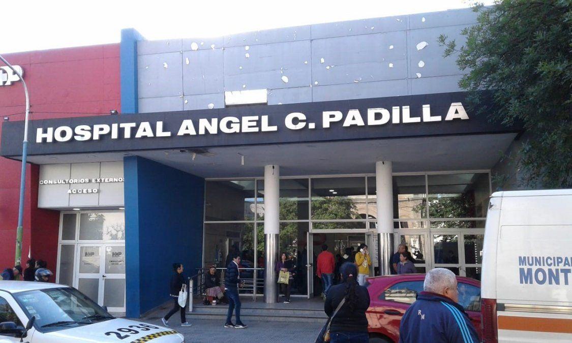 Un médico del hospital Padilla tiene coronavirus
