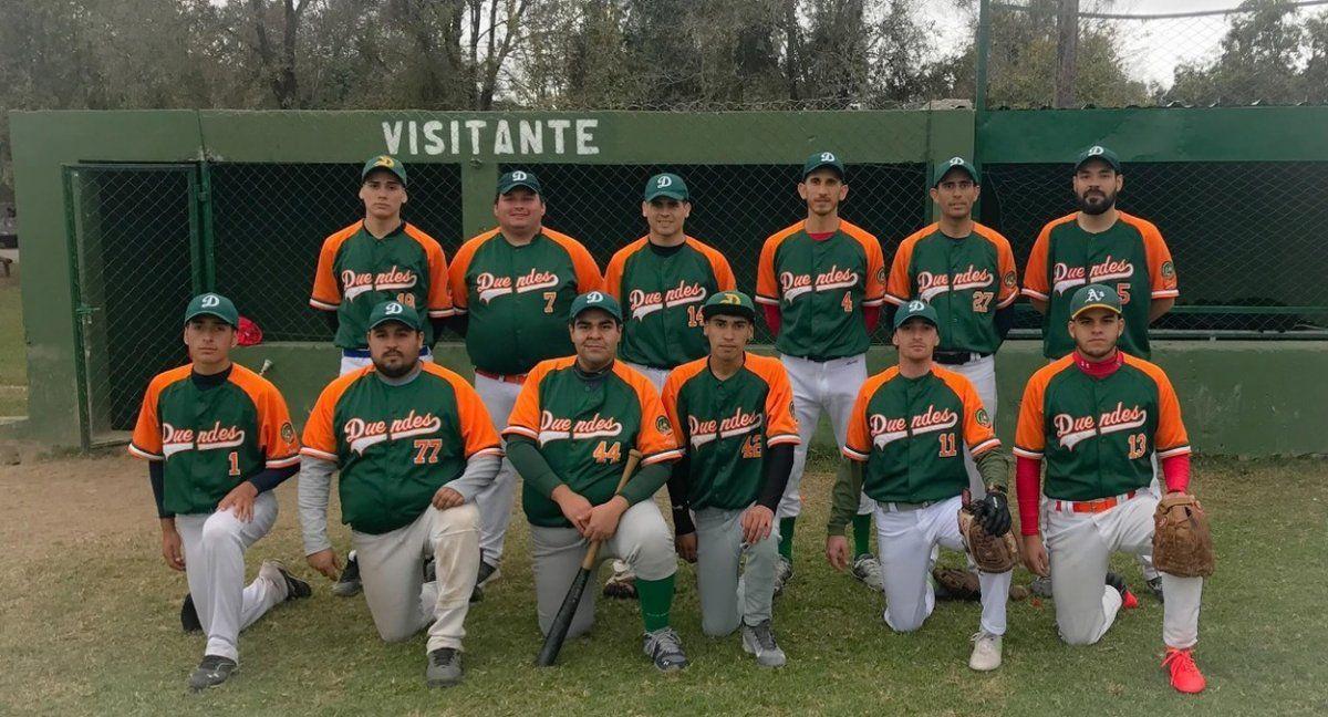 Duendes es uno de los equipos de béisbol en Tucumán.