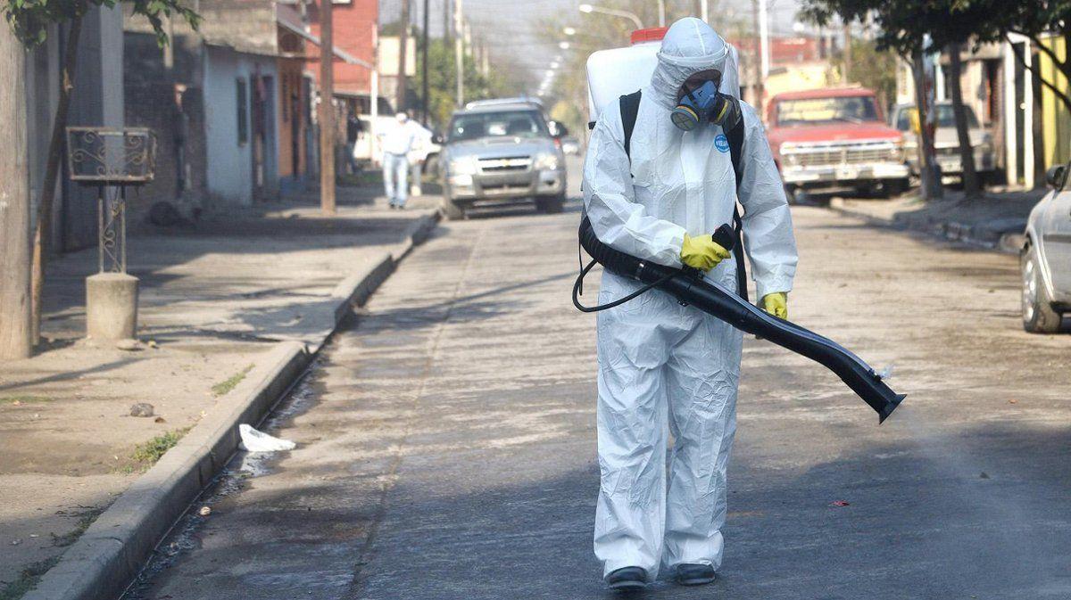 Murió por coronavirus una mujer de 78 años en Concepción
