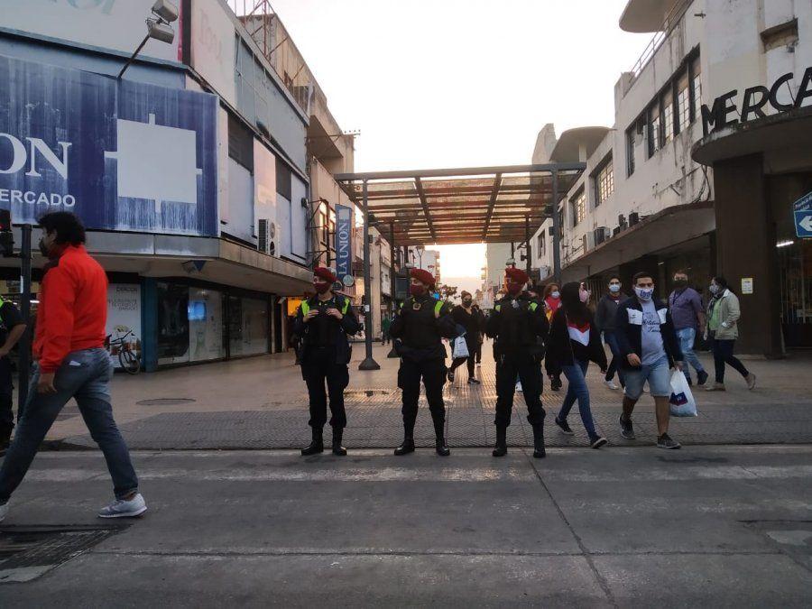 ¿Cómo serán los controles en San Miguel de Tucumán?