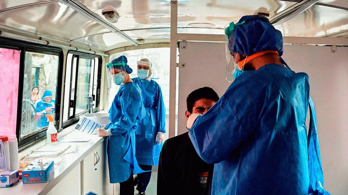 Coronavirus en la Argentina: registraron 38 nuevas muertes