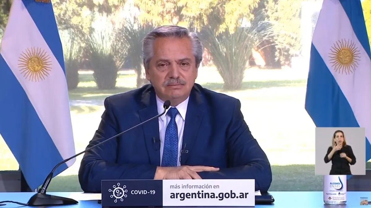 Alberto Fernández: La cuarentena ya no existe