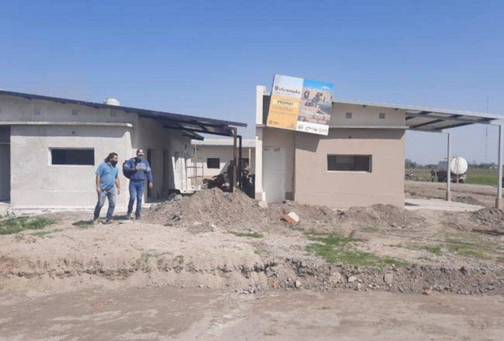 Nueve familias de Simoca tendrán su casa propia
