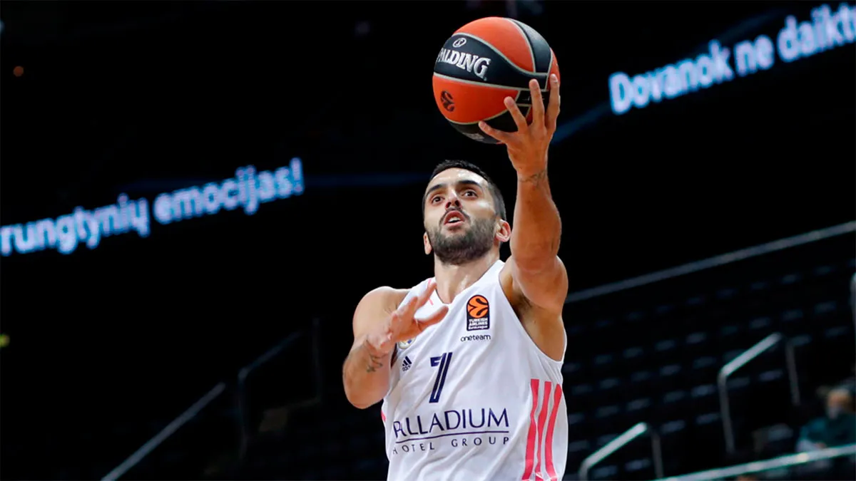 Facundo Campazzo tendrá su despedida en el Real Madrid