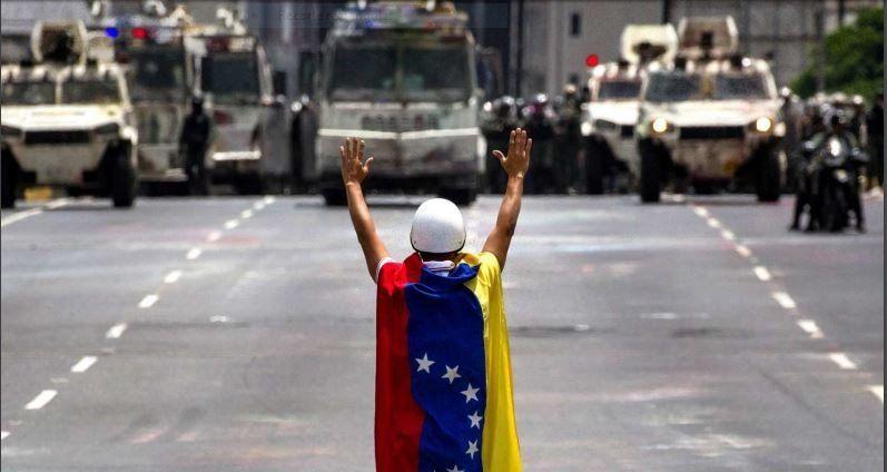 EN VIVO Miles de venezolanos vuelven a marchar contra Maduro