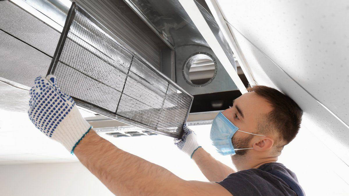 Uso del aire acondicionado y precauciones ante el covid