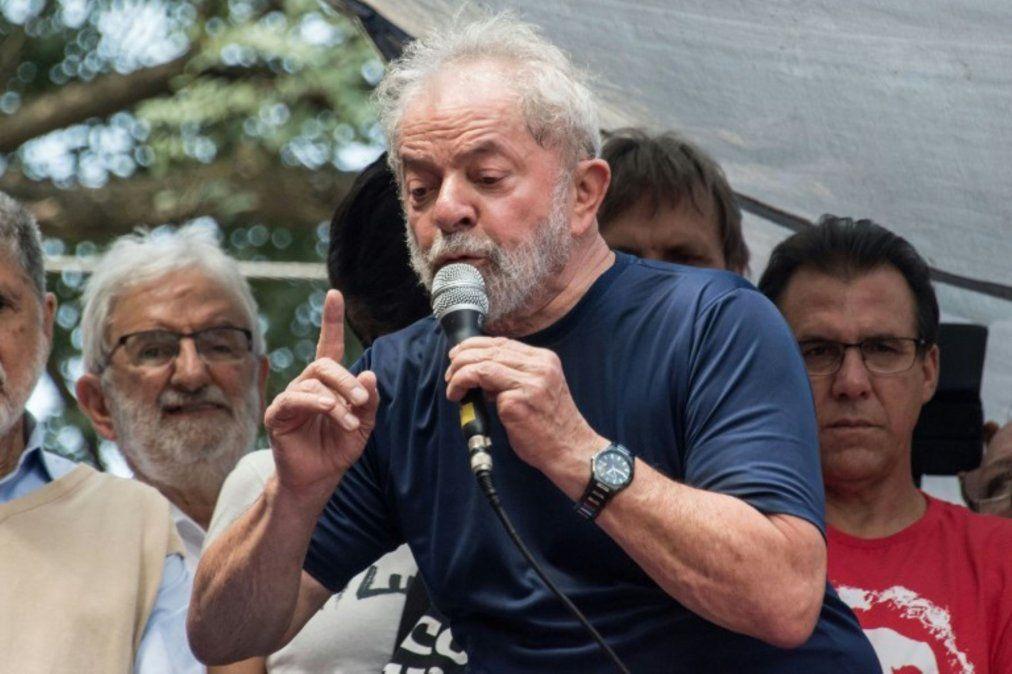 Ratifican la segunda condena por corrupción contra Lula