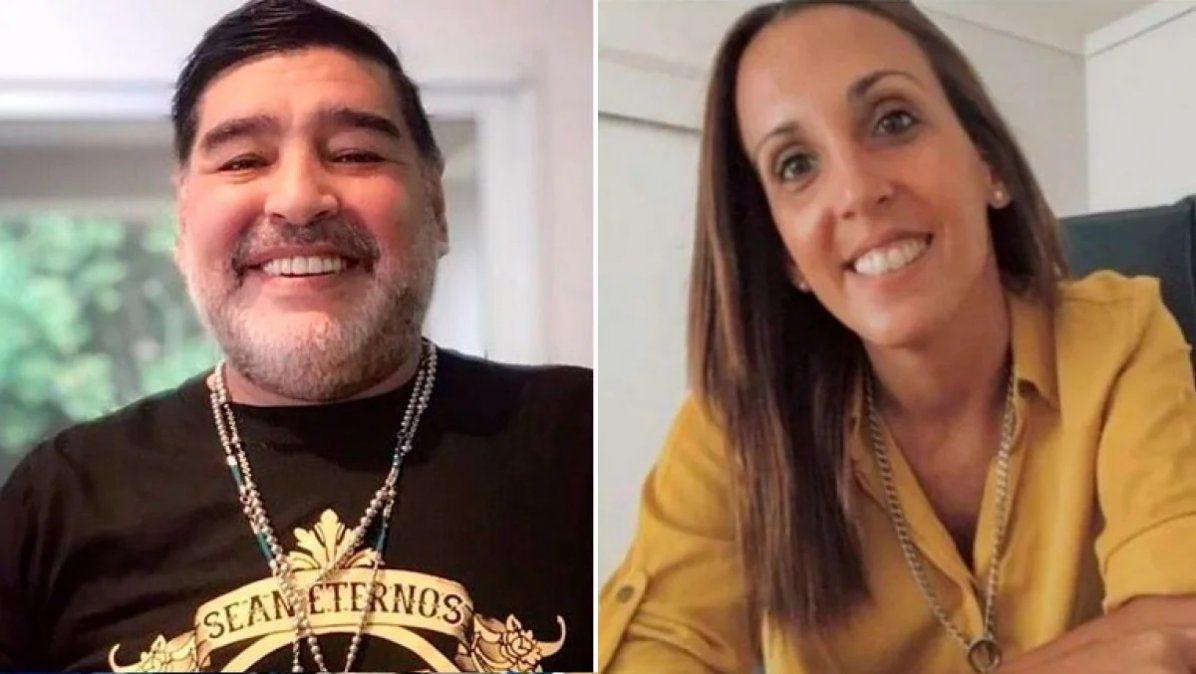 Caso Maradona: Hoy peritarán el celular de la psiquiatra